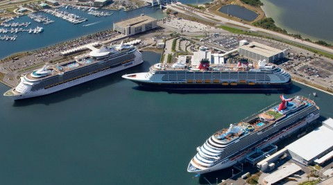 Port Canaveral Cruise Terminals