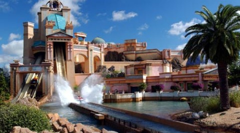 Sea World – Journey To Atlantis
