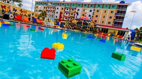 Legoland Hotel – Florida